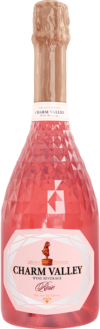 Charm Valley Rose wine